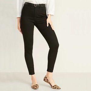 NWT High-Waisted Rockstar Super Skinny SHORT Jeans